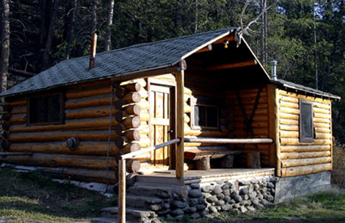 Cabins near yellowstone absaroka mtn lodge cody wy for Cabins in wyoming near yellowstone