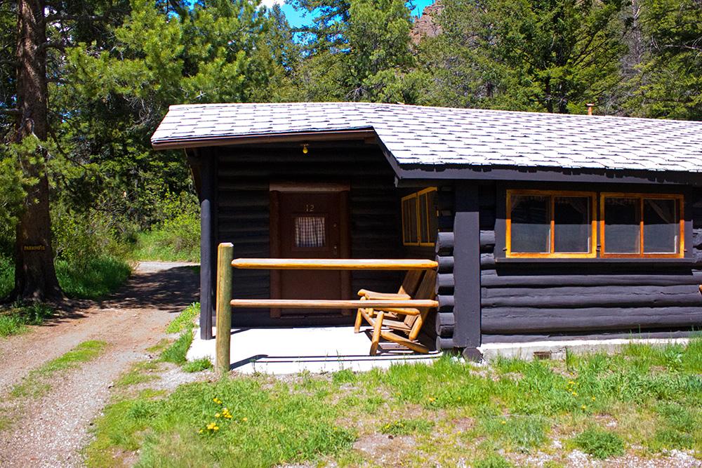 Cabin 12 Cabins In Cody Wy Absaroka Mountain Lodge