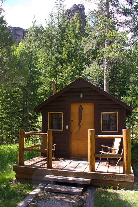 Cabin 16 Cabins In Cody Wy Absaroka Mountain Lodge